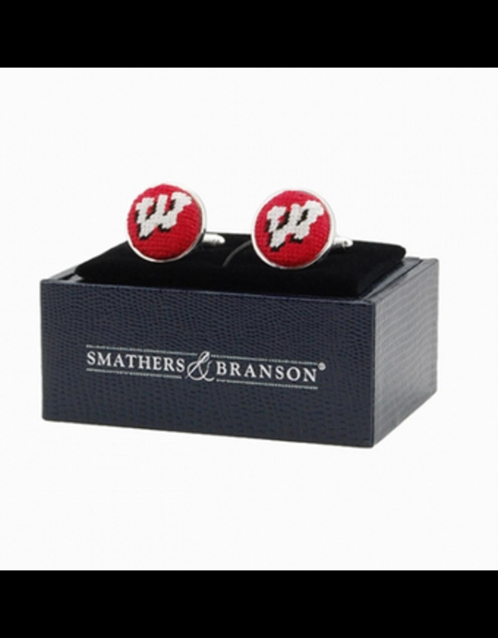 Smathers & Branson Wisconsin Cuff Links