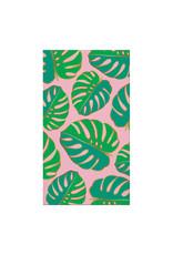 Slant Collections Monstera Leaf Paper Guest Towels