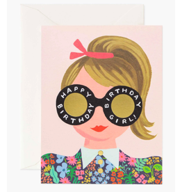 Rifle Paper Co. Meadow Birthday Girl Card
