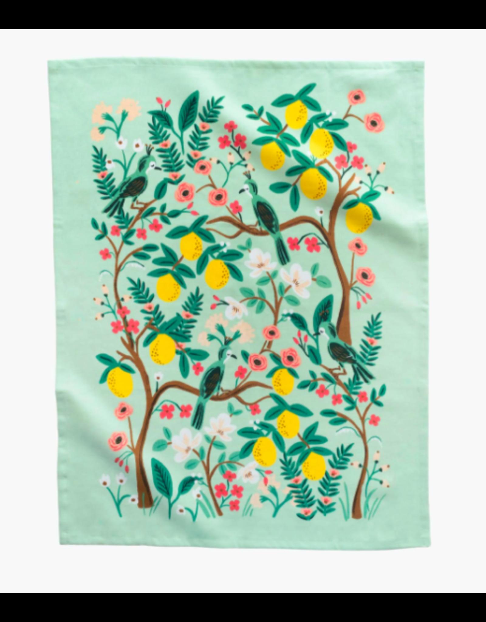 Rifle Paper Co. Shanghai Garden Tea Towel