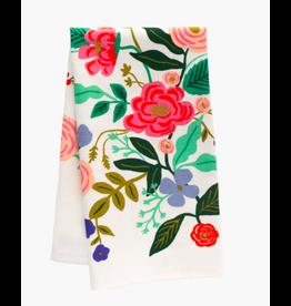 Rifle Paper Co. Floral Vines Tea Towel