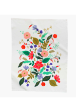 Rifle Paper Co. Floral Vines Tea Towel