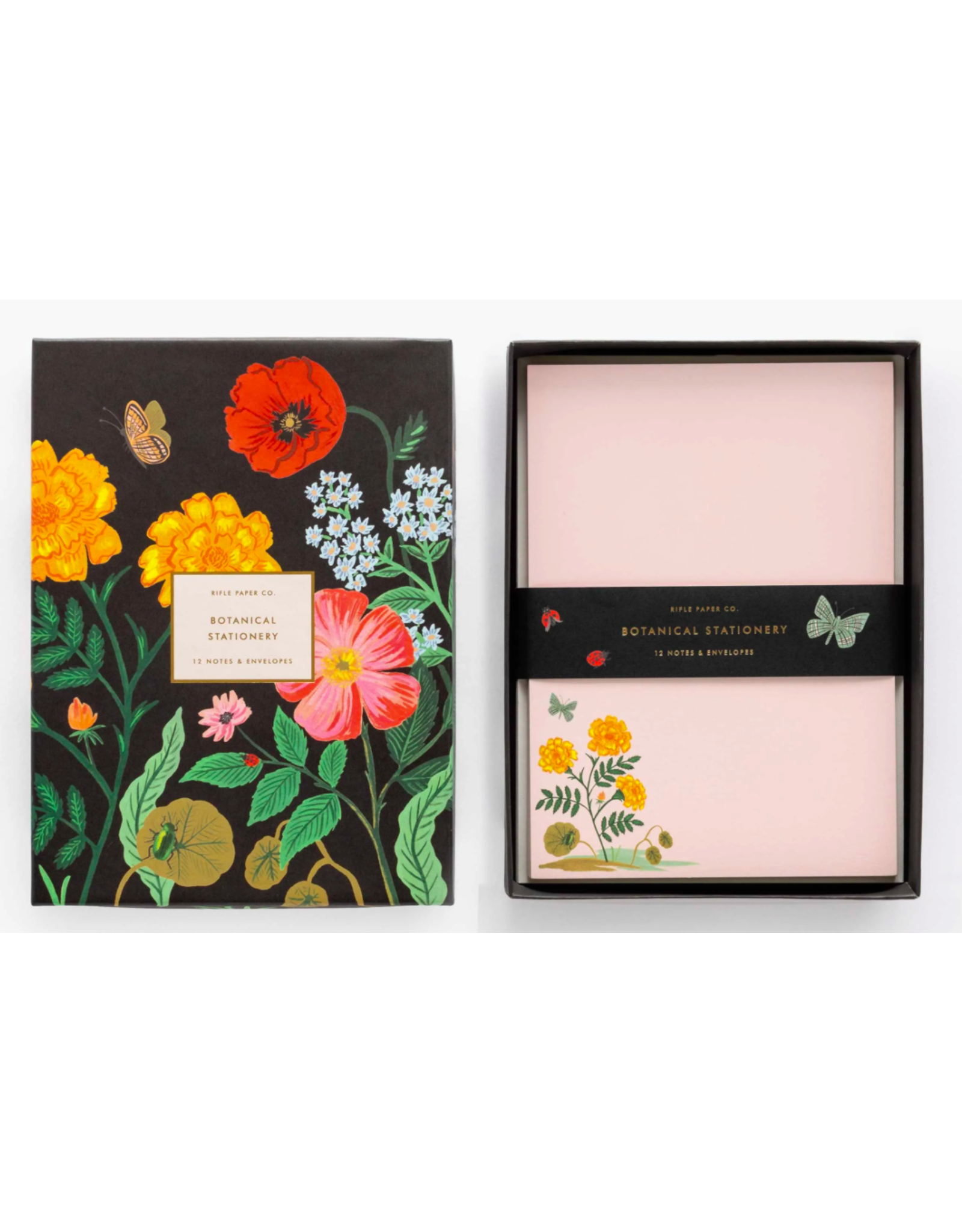 Rifle Paper Co. Botanical Social Stationary Set