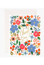 Rifle Paper Co. Boxed Set of Wild Rose Thank You Cards