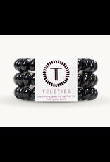 Teleties Large 3-Pack Black Teleties