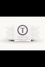 Teleties Small 3-Pack Coconut White Teleties