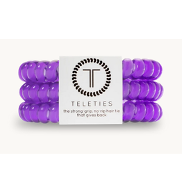 Teleties Small 3-Pack Ultraviolet Teleties