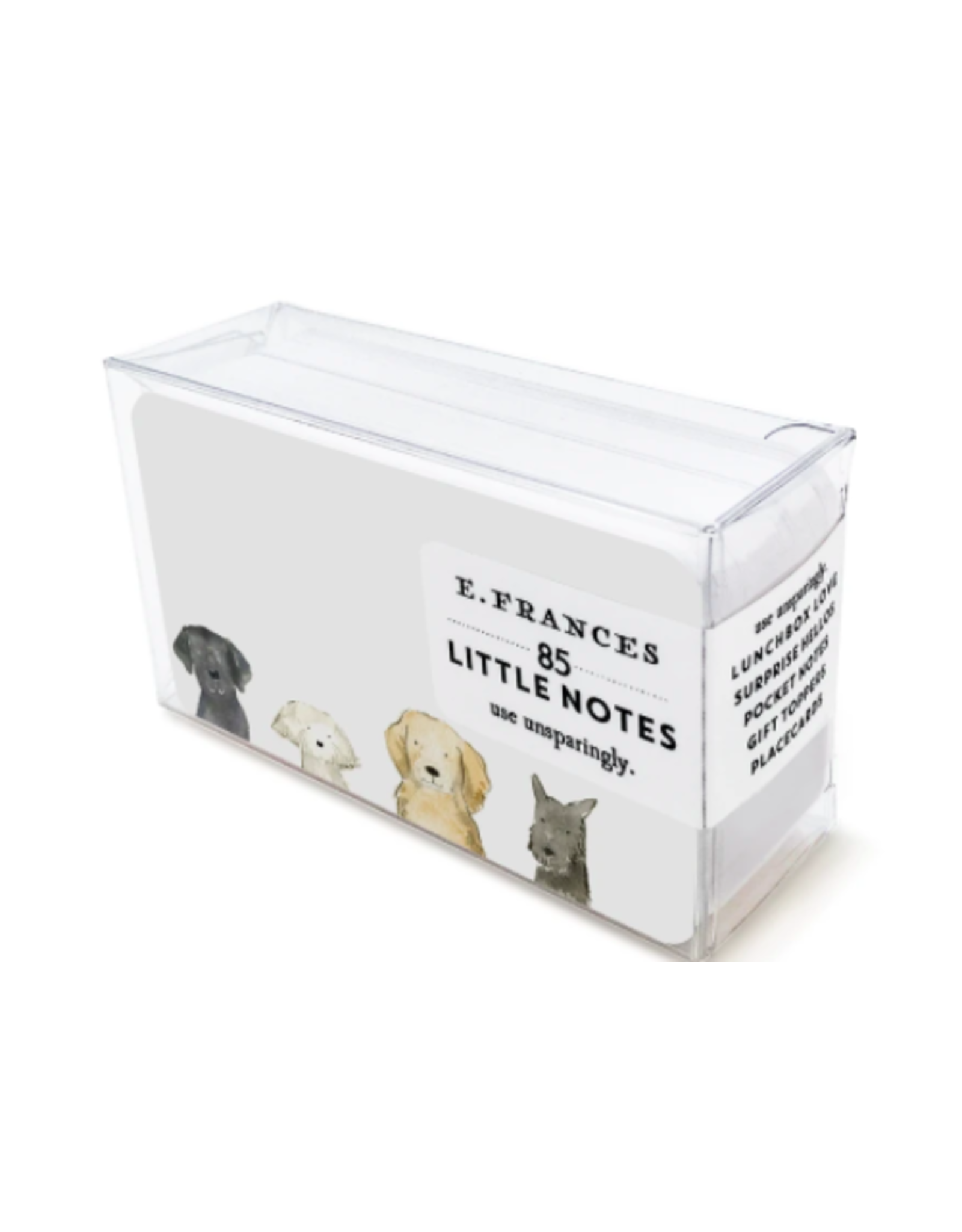 E. Frances Dog Days Little Notes
