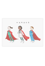 E. Frances Healthcare Heros Card