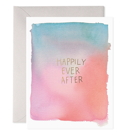 E. Frances Happily Ever After Card