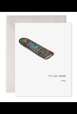 E. Frances Remote Card