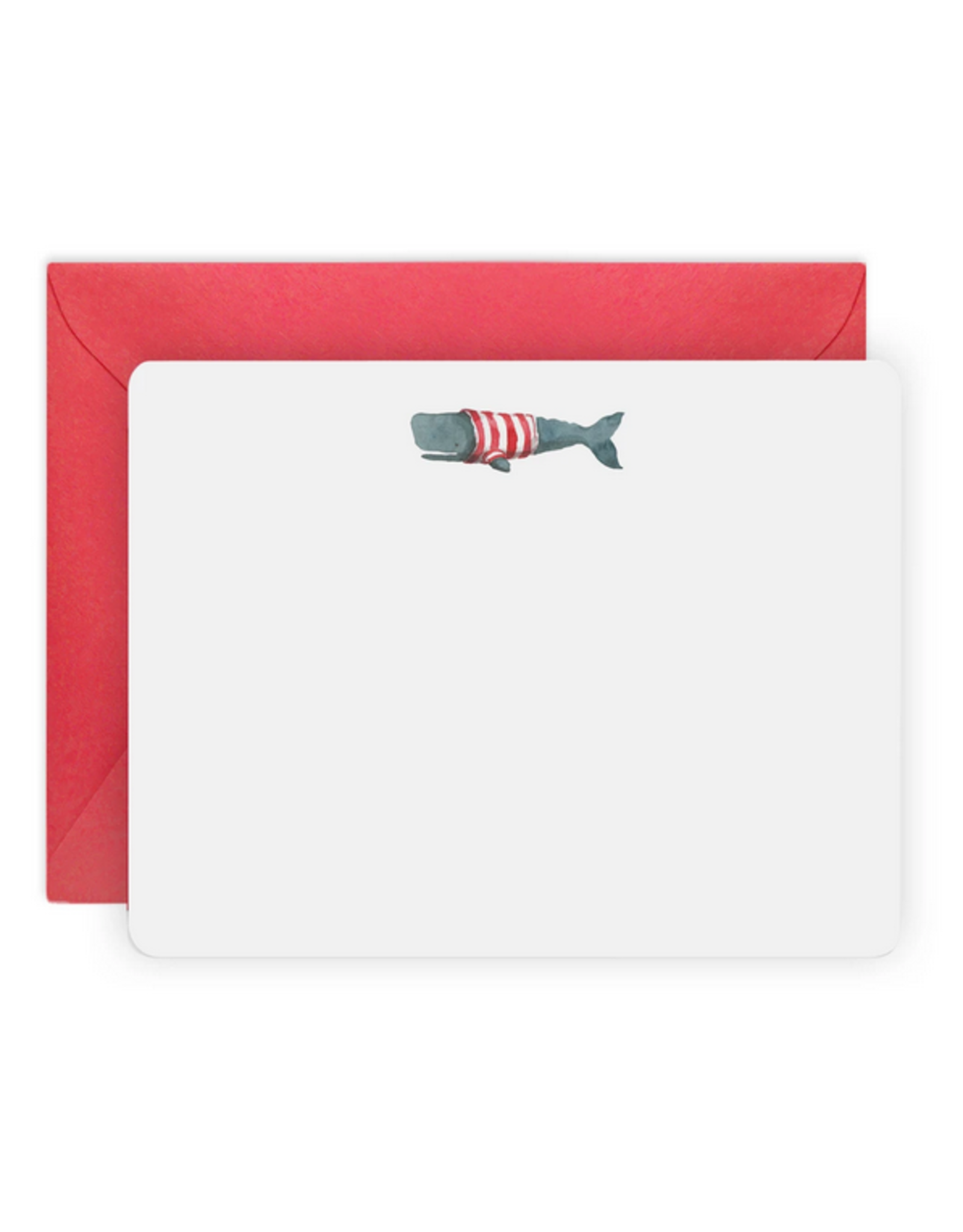E. Frances Whale Social Note Set