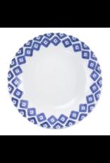 Vietri Santorini Diamond Medium Serving Bowl
