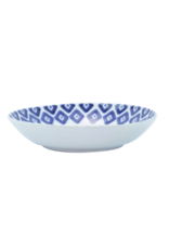 Vietri Santorini Diamond Medium Serving Bowl