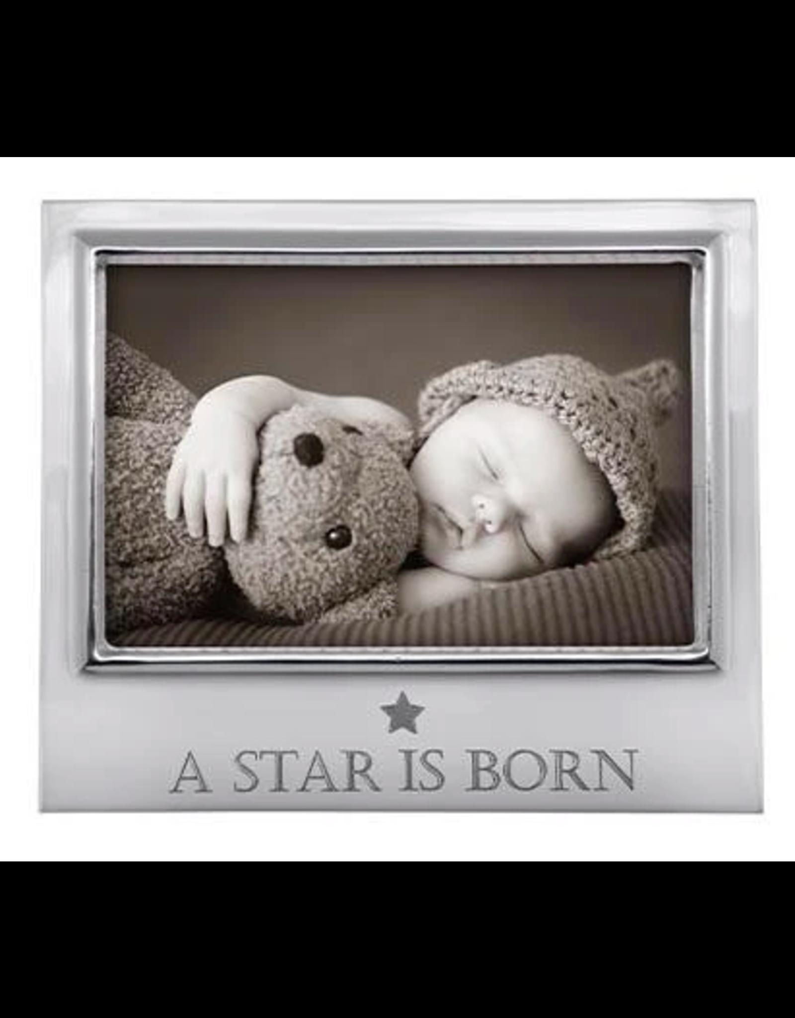 Mariposa A Star is Born Signature 4x6 Frame