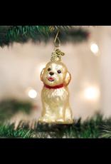Cockapoo Puppy Ornament