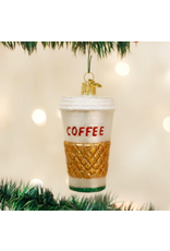 Coffee To Go Ornament