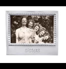 Mariposa Sisters Beaded 4x6 Frame