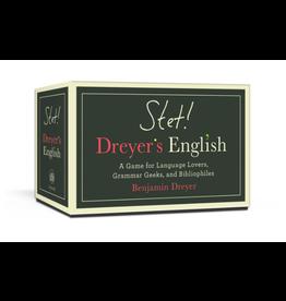 Random House Stet! Dreyer's English Game