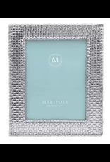 Mariposa Basketweave 4x6 Frame