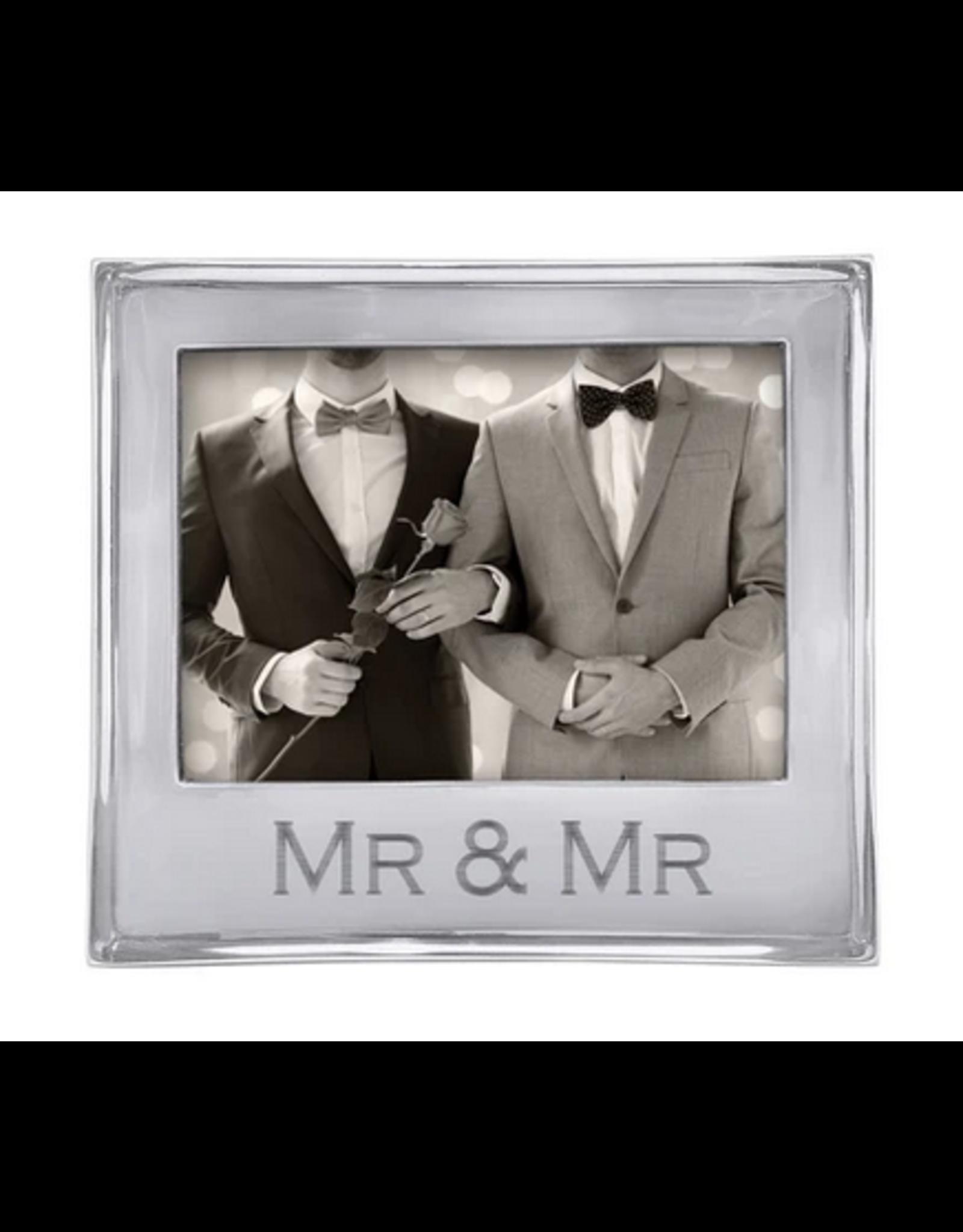Mariposa Mr. & Mr. Signature 5x7 Frame