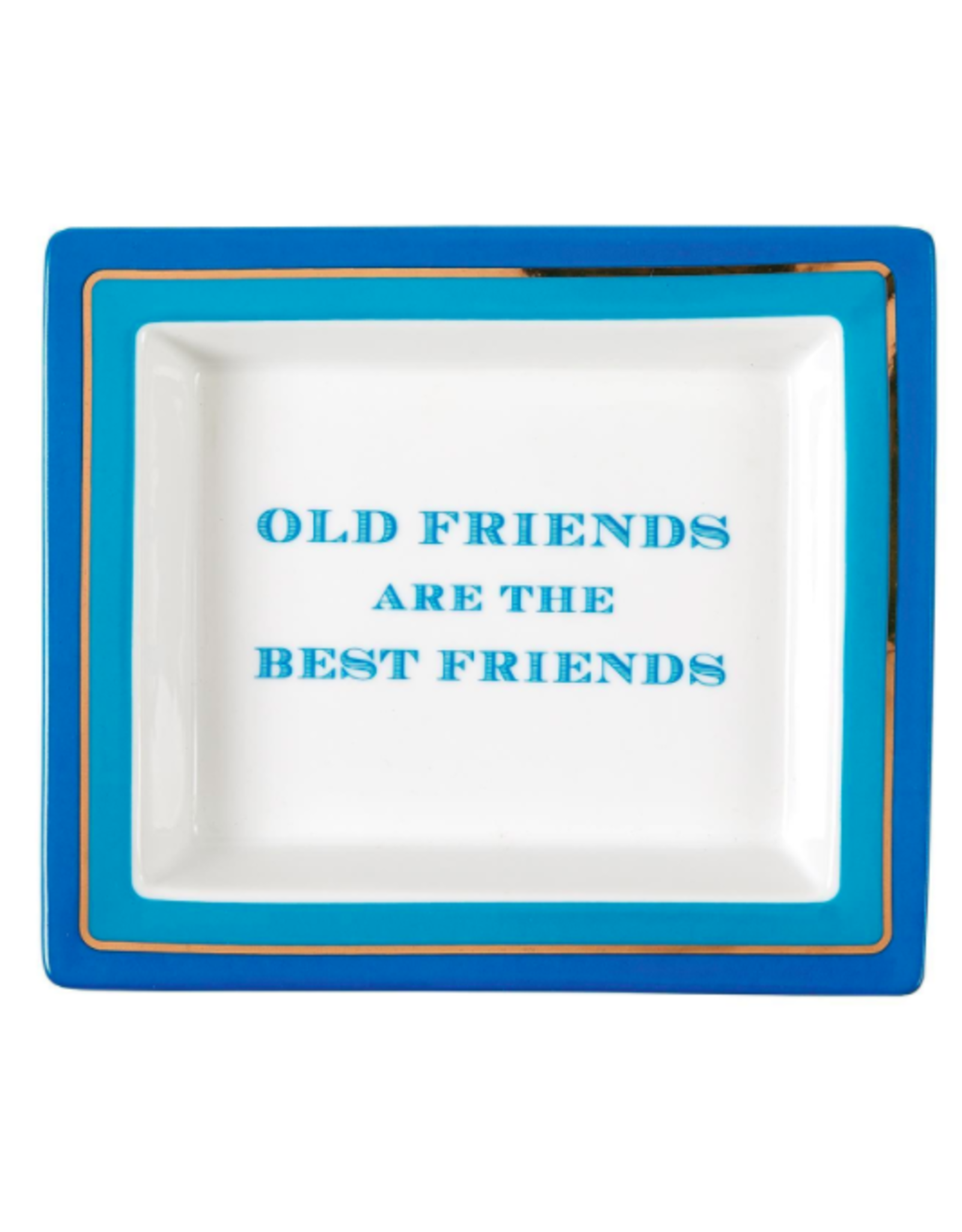 Old Friends Tray