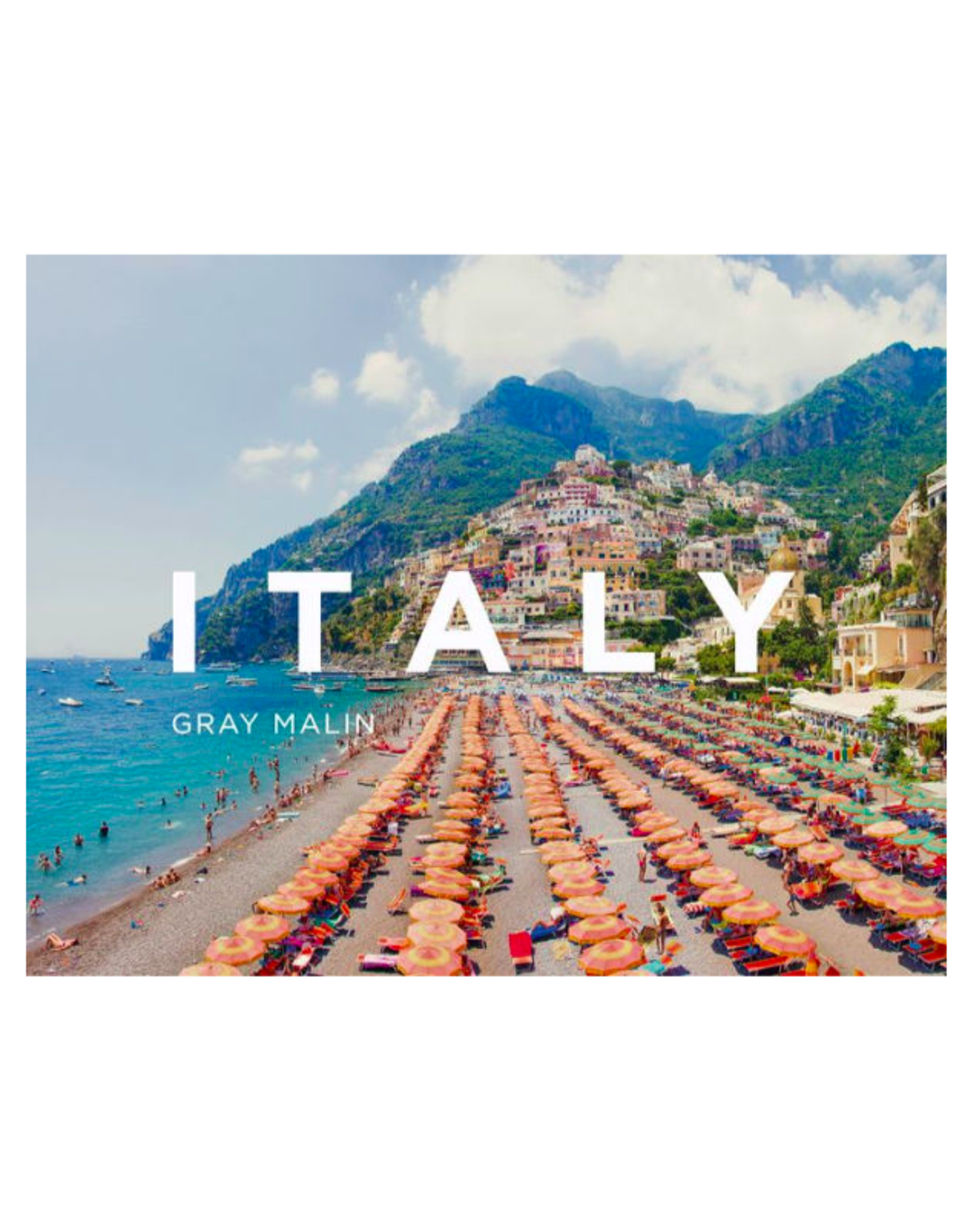 Abrams Italy by Gray Malin