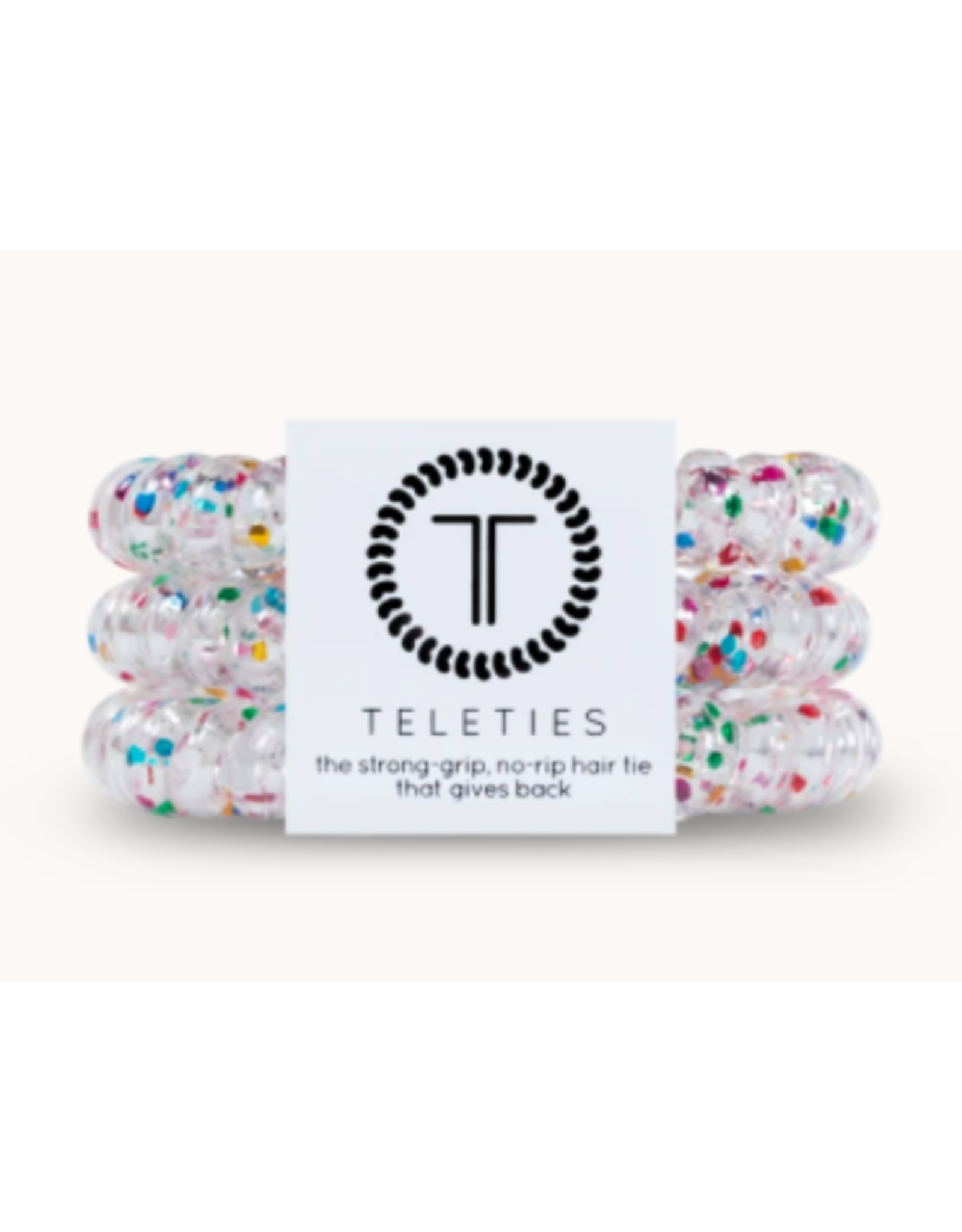 Teleties Small 3-Pack Party People Teleties