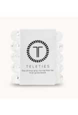 Teleties Tiny 5-Pack Crystal Clear Teleties