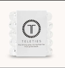 Teleties Tiny 5-Pack Crystal Clear Teleties