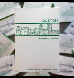 Albertine Press Boston Note Set