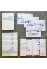 Albertine Press Boston Note Set