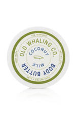 Old Whaling Co. Coconut Milk 2oz Body Butter