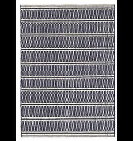 Dash & Albert Archer Navy Woven Cotton Rug 2x3