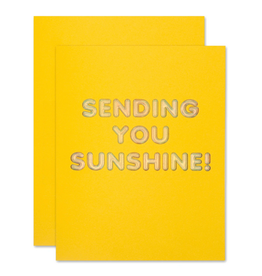 The Social Type Sending You Sunshine Card