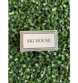 The Joy of Light Ski House Matches
