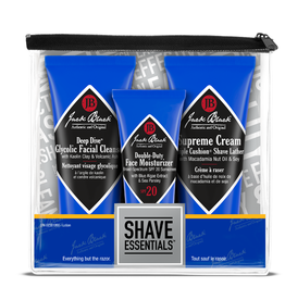 Jack Black Shave Essentials Set by Jack Black