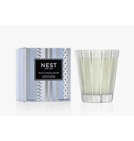 Nest Fragrances Blue Cypress & Snow Classic Candle, 8.1oz