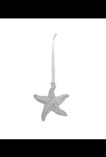 Mariposa Starfish Ceramic Ornament