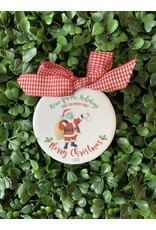 Dishique Home for the Holidays 2020 Ornament