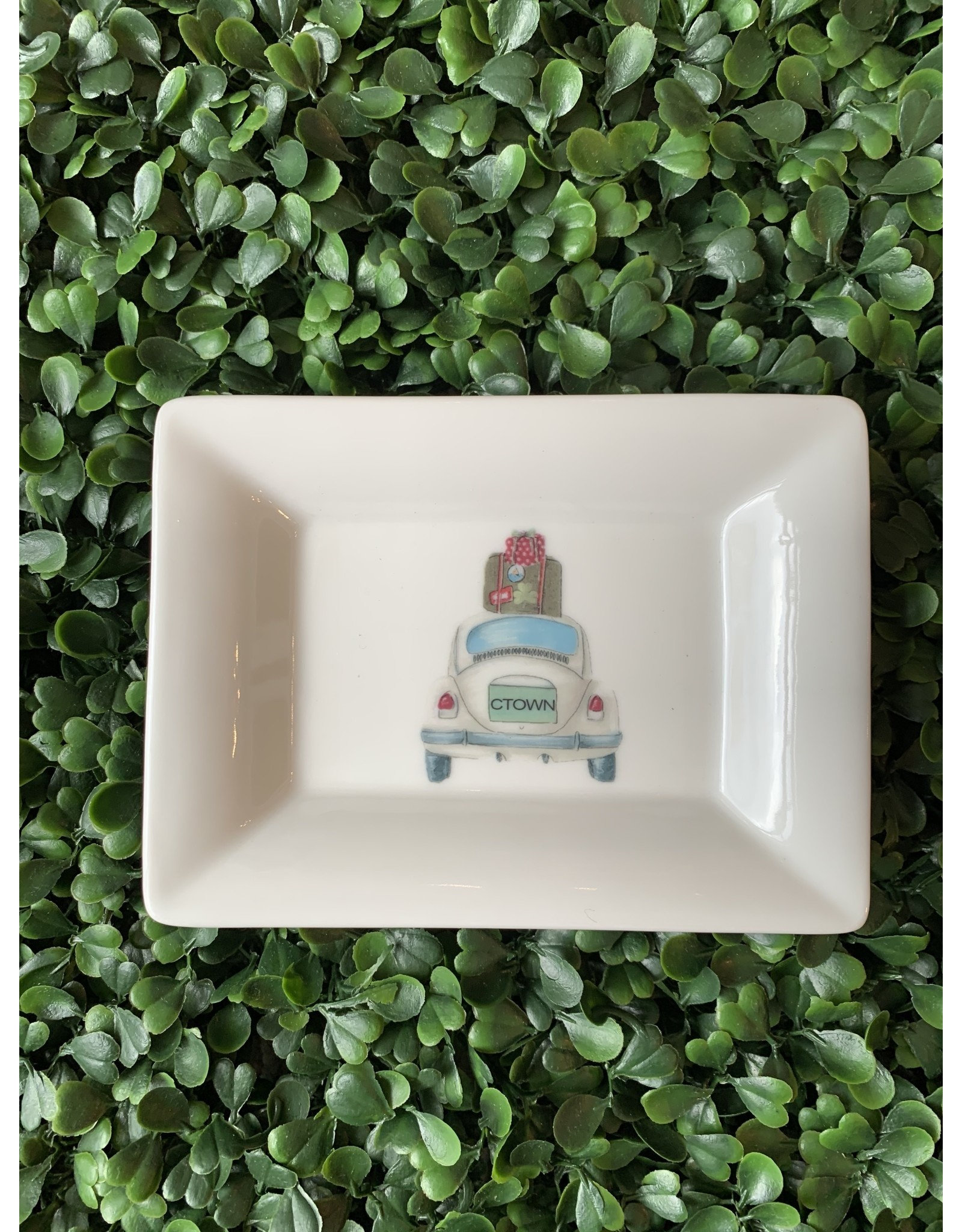 Dishique CTOWN Beatle with Presents Mini Dish
