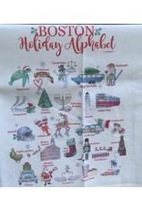 Dishique Boston Holiday Tea Towel