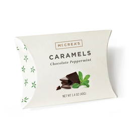 McCrea's Chocolate Peppermint Caramel Pillow 1.4oz