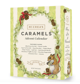 McCrea's 2020 Advent Calender of Caramels