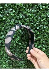 Taupe Mod Knot Headband