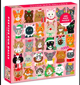 Hachette Festive Furball Puzzle