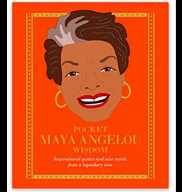 Hachette Pocket Maya Angelou Wisdom
