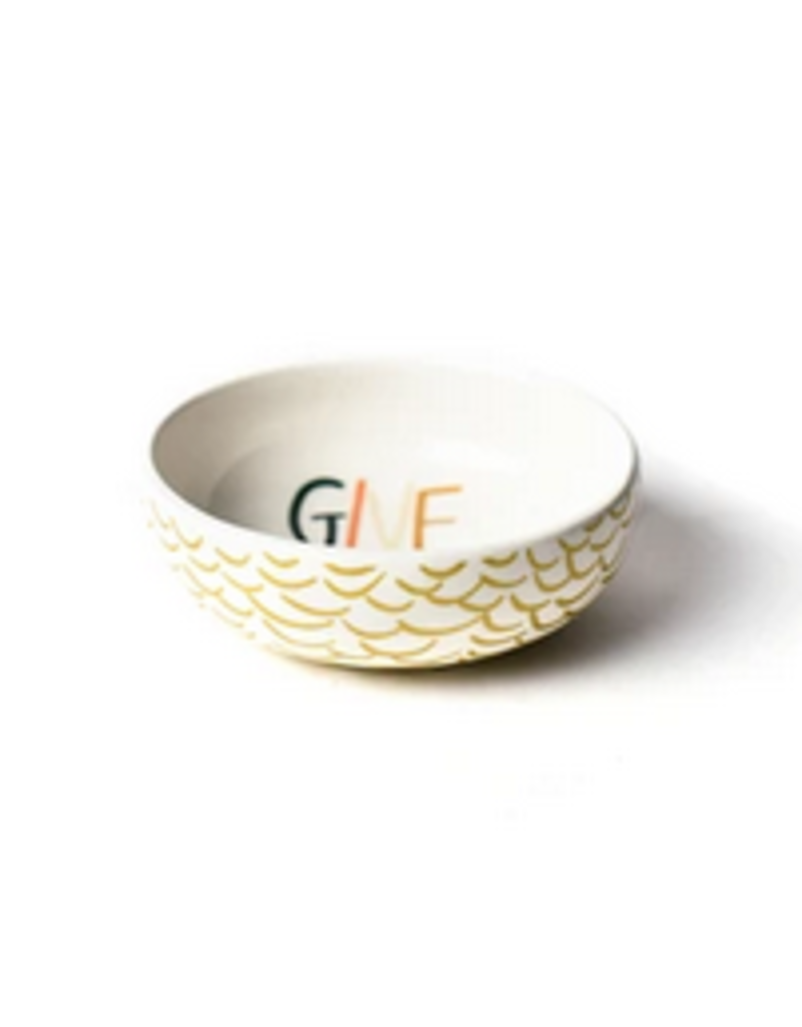 Coton Colors Give Thanks Dipping Bowl