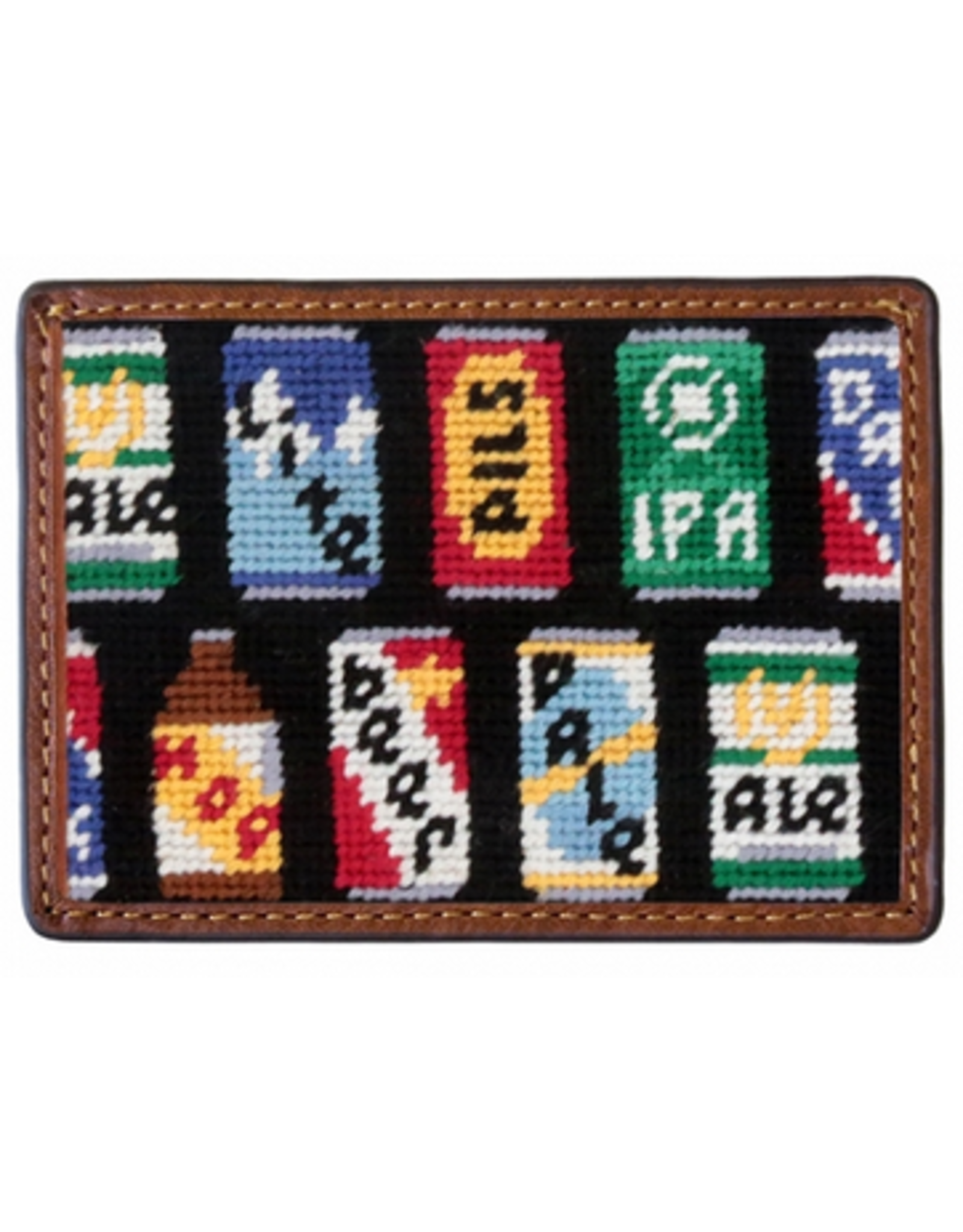 Smathers & Branson Beer Cans Card Wallet
