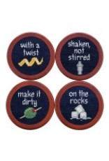 Smathers & Branson Cocktail Orders Coasters